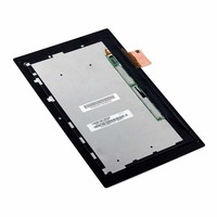 Black For Sony Xperia Tablet Z 10 1 SGP311 SGP312 SGP321 LCD Display Panel Touch Screen