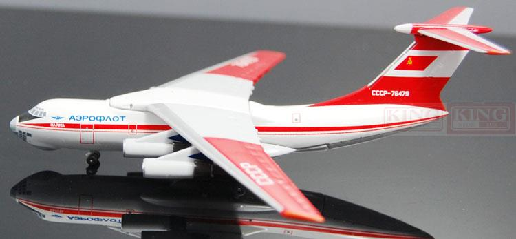 Aeroclassics Russian air force CCCP-76479 1:400 IL-76TD commercial jetliners plane model hobby aeroclassics china air force 1 400 c 46 commercial jetliners plane model hobby