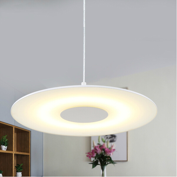 Modern LED pendant lights for dining room Dia*490mm 24W home decoration lamp fixturex free shippingModern LED pendant lights for dining room Dia*490mm 24W home decoration lamp fixturex free shipping