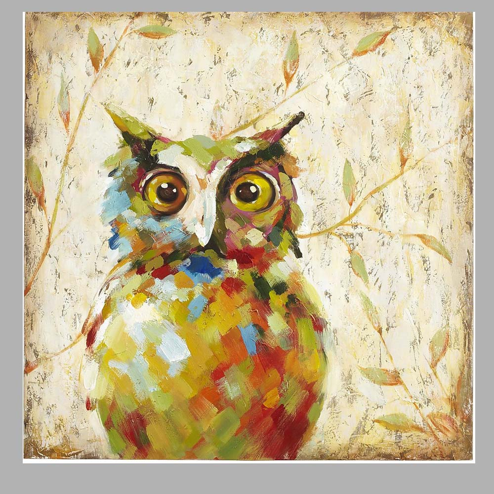 Owl paintings the image kid has it - Decorarte pinturas ...