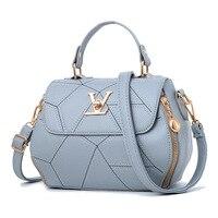 Мешок Для женщин геометрия сумки небольшой V Стиль Луи седло Роскошные Crossbody для женщин известный Курьерские сумки дизайнер