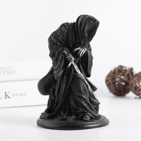 Mascot The Lord Of The Rings Dark Knight Witch King Black Riders Statue Creative Game Model Decoration Mascot Antique Kids Gift