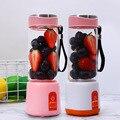 Tragbare Elektrische Entsafter Mixer Usb Mini Obst Mischer Entsafter Obst Extraktoren Lebensmittel Milchshake Multifunktions Saft Maker Machi-in Entsafter aus Haushaltsgeräte bei