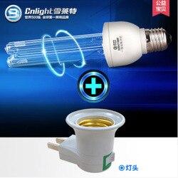 2020 البيع المباشر الحقيقي Ccc Ce Lampara Uv كل عائلة تحتاج مصباح الأشعة فوق البنفسجية Uvc ضوء لمبة 220 فولت مع قاعدة A395