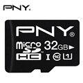 Class10 de tarjeta sd micro 32 gb c10 tarjeta de memoria pny mini U1 C10 Micro SDXC UHS-1 Tarjeta SD 32 gb de Memoria Flash tarjeta