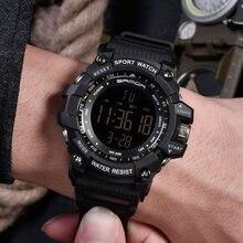 9b22131639f SANDA Relógio Do Esporte Dos Homens Relógios Top Marca de Luxo Famoso  Relógio Eletrônico Digital LED Relógio de Pulso Para Homem.