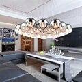LEDchandelier Moderne minimalistischen wohnzimmer lampe kreative persönlichkeit schlafzimmer Nordic restaurant led kronleuchter abaju-in Kronleuchter aus Licht & Beleuchtung bei