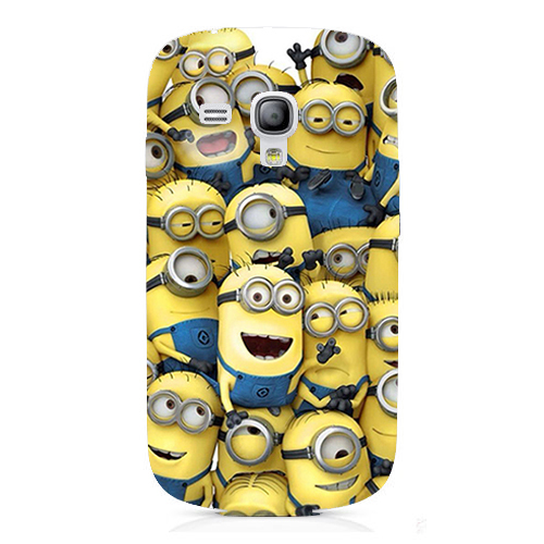 Original soft silicone Printed Cartoon Phone Case For Samsung Galaxy S Duos S7562 S7580 GT-S7562 S7560 GT-7580 Cover Phone Cases