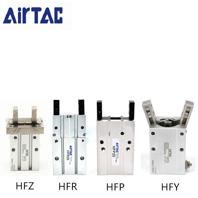 HFY25 HFY10 HFY16 HFY20 HFY32 AIRTAC pneumatic tools finger cylinder HFY series