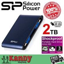 Silicon Power USB 3.0 external hard drive hdd 2tb disco duro externo 2to hd disque dur externe harde schijf harici portable hdd