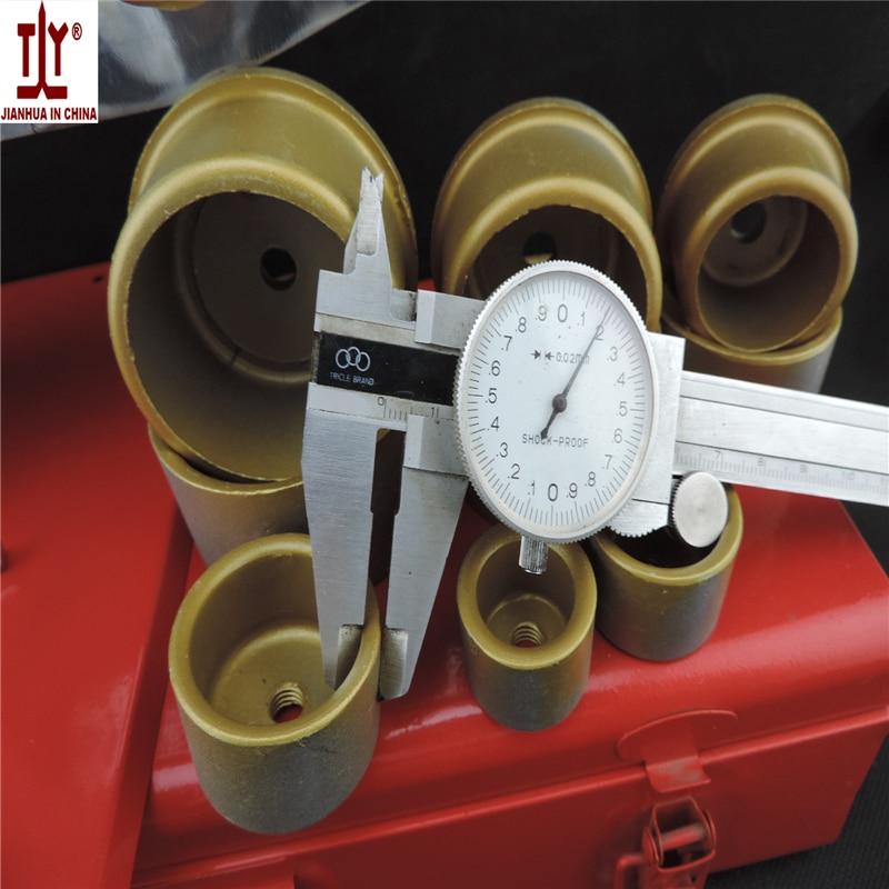 DN20-32mm AC 220 / 110V 800W tikras elektroninis termostato - Suvirinimo įranga - Nuotrauka 4