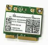 DRIVERS FOR INTEL WIMAX 6250 AGN