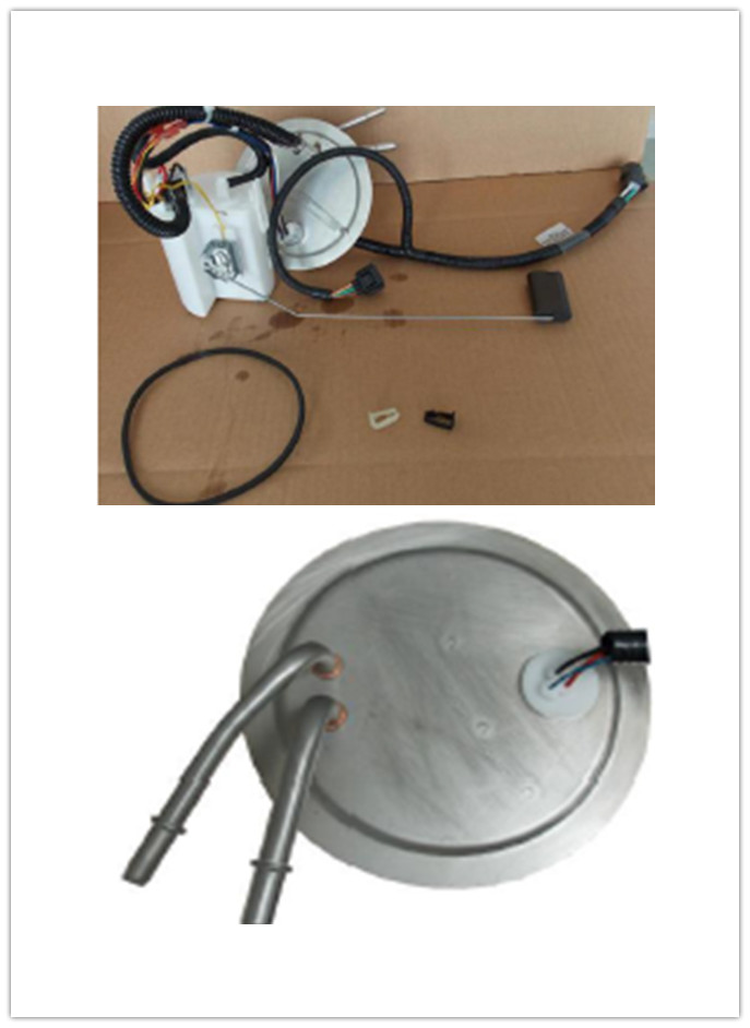 New Gasoline Fuel Pump Center Tank Assembly Airtex E2243M  Fit For Ford Taurus & For Mercury Sable  new gasoline fuel pump center tank assembly airtex e2235m 99 04 for ford super duty pickup truck