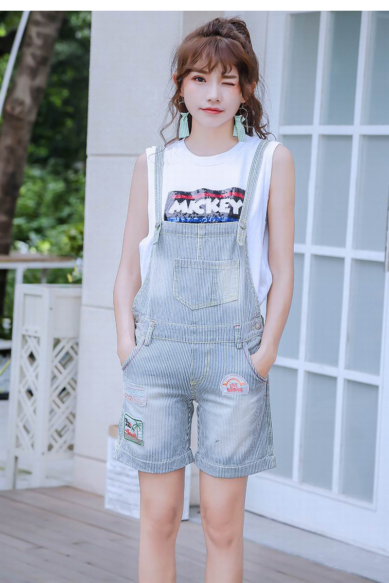 9b626dfb7762 2018 High Quality Sexy Womens Ladies Summer Jeans Jumpsuit Playsuit ...