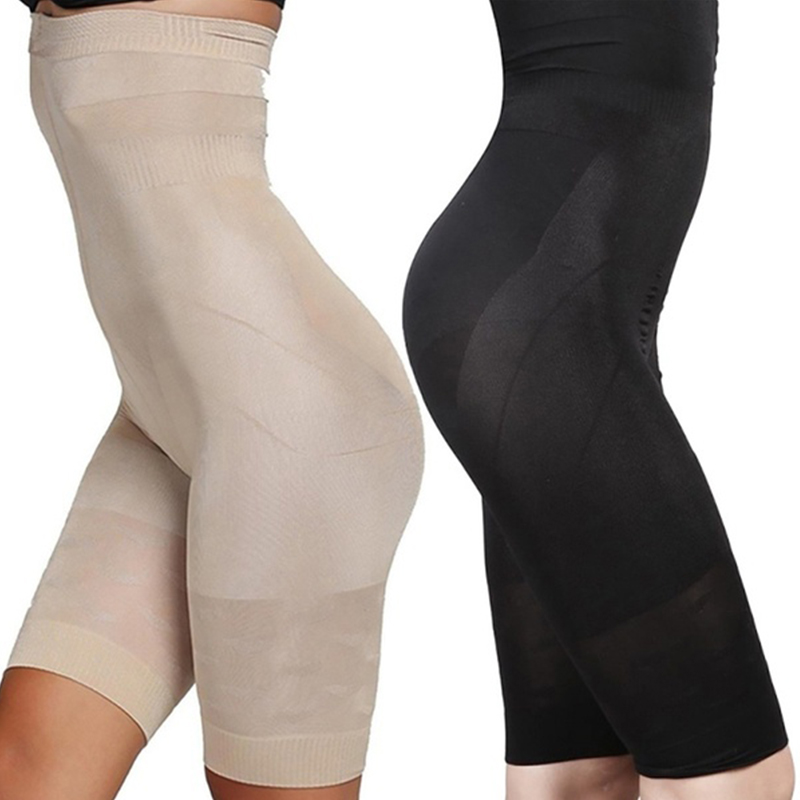 Sexy Shapers Underbust Tummy Control Body Shaper Slimming Shapewear High Waist Weight Loss Shorts Thigh And Waist Shaping