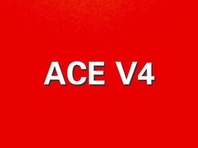10 個エース V4 エース V4.1 エース V5 新製品なくエースの V3