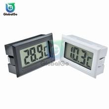 Mini Digital LCD  Thermometer Sensor Meter Thermometer Thermograph Fridge Freezer Thermal Regulator Controller недорого