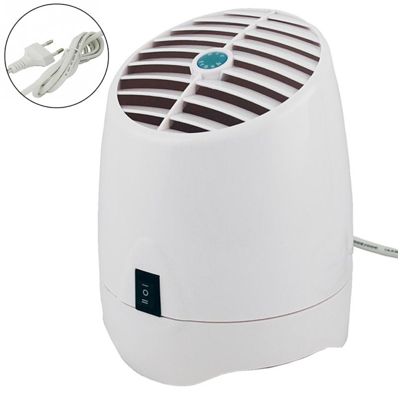 EU plug 50HZ Home and office air purifier with aroma diffuser, ozone generator and ionizer O3 Ionizer Disinfect Sterilizer Fresh ionizer air purifier for home deodorizer ozone generator o3 ionizer fresh air purifiers disinfect germicidal filter air cleaner