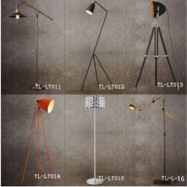 Retro Kreative Individualität Industrie Stil Stehlampe Wohnzimmer ...