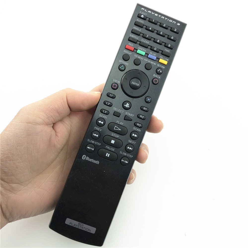 remote control suitable for sony TV PS3 PLAYSTATION 3 BD CECHZR1U Old, not new sony playstation 3 super slim 12gb 7900
