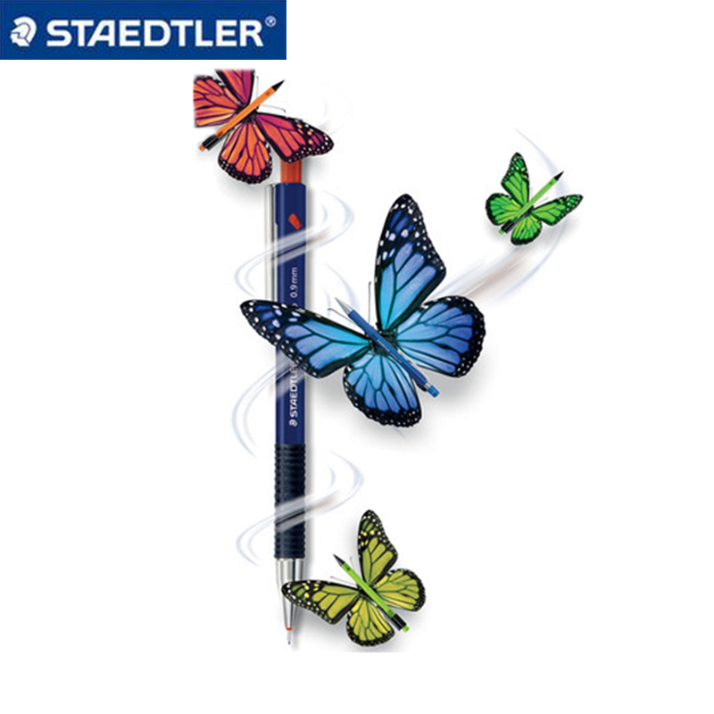 1Pc Staedtler Graphite Drafting drawing Mechanical Pencil 0.3/0.5/0.7/0.9 mm Plastic Body Stationery Office School Supplies кеды zivec