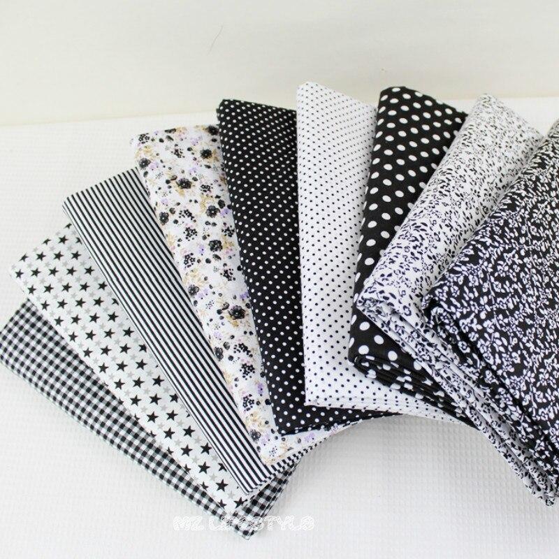 ღ Ƹ̵̡Ӝ̵̨̄Ʒ ღBuulqo algodón fino Telas patchwork para Costura ...