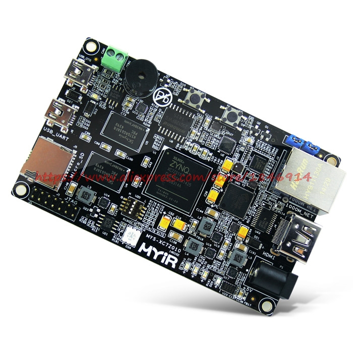Développement conseil Z-tournez Conseil Xilinx Zynq-7000/7010/7020 XC7Z010 XC7Z020