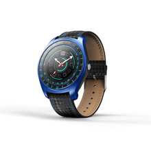 купить 2019 Hot V10 Bluetooth Sport Smart Watch Men Music  Heart Rate Camera SIM Smartwatch Android IOS for xiaomi Huawei Phone Watch по цене 1676.48 рублей