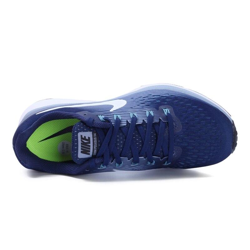 ece8c2be9da9 Original New Arrival 2018 NIKE AIR ZOOM PEGASUS 34 Lari Wanita Sepatu  Sneakers di Running Shoes dari Olahraga   Hiburan AliExpress.com