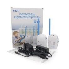 Цифровой Монитор Младенца Фетальный Допплер 2.4 ГГц One way audio Чистый звук сигнализации Отсутствие Радиации Портативный радио монитор младенца допплер плода