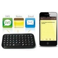 Mini Bluetooth Tastatur Für iPad iPhone Sony Z1 Z2 Z3 Z4 windows tabletten android geräte Samsung note2 anmerkung 3 4 s3 s4 s5