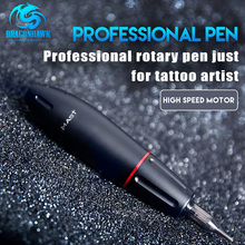Newest  4 Colors Tattoo Gun Rotary Tattoo Pen Professional Permanent Makeup Machine Tattoo Studio Supplies недорого