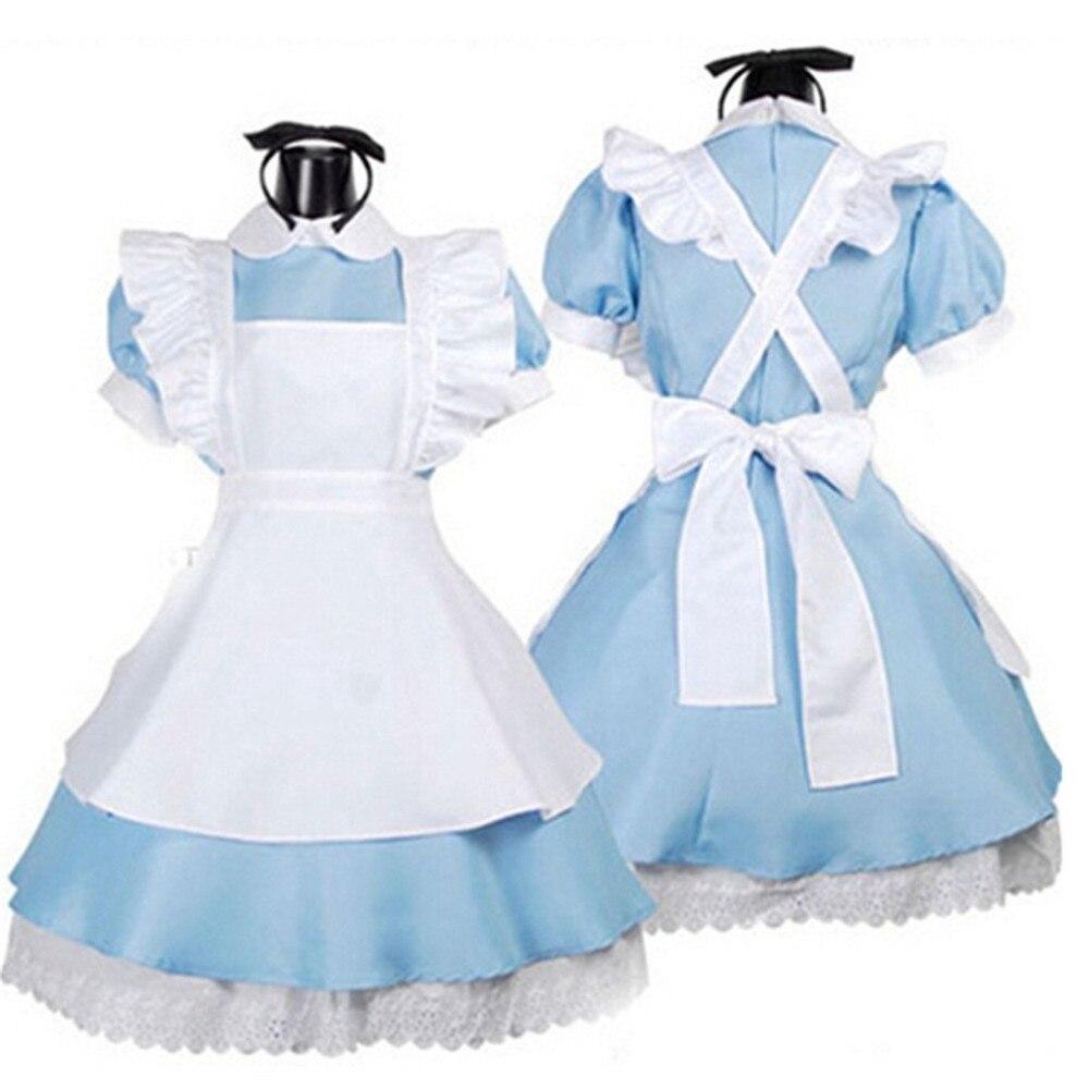 Shanghai geschichte lolita dress maid cosplay kostüme halloween ...
