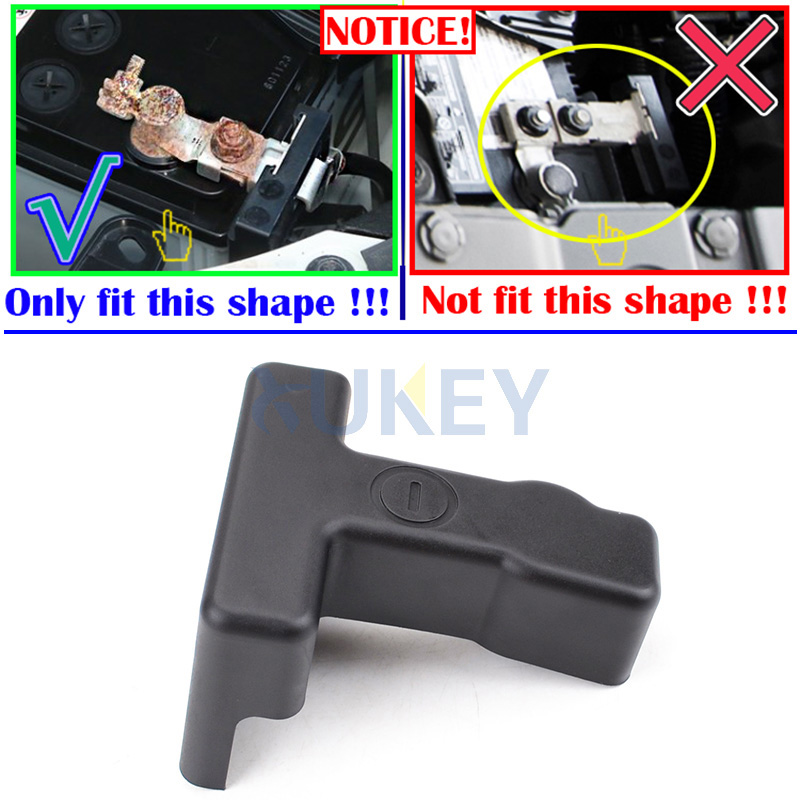 Car Battery Electrode Negative Clamp Clips Terminal Cover For Nissan Quest Re52 Pathfinder Infiniti Qx60 2017 2018 In Auto Fastener Clip From Automobiles