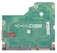 Hard Drive Parts PCB Logic Board Printed Circuit Board 100466824 For Seagate 3 5 SATA Hdd