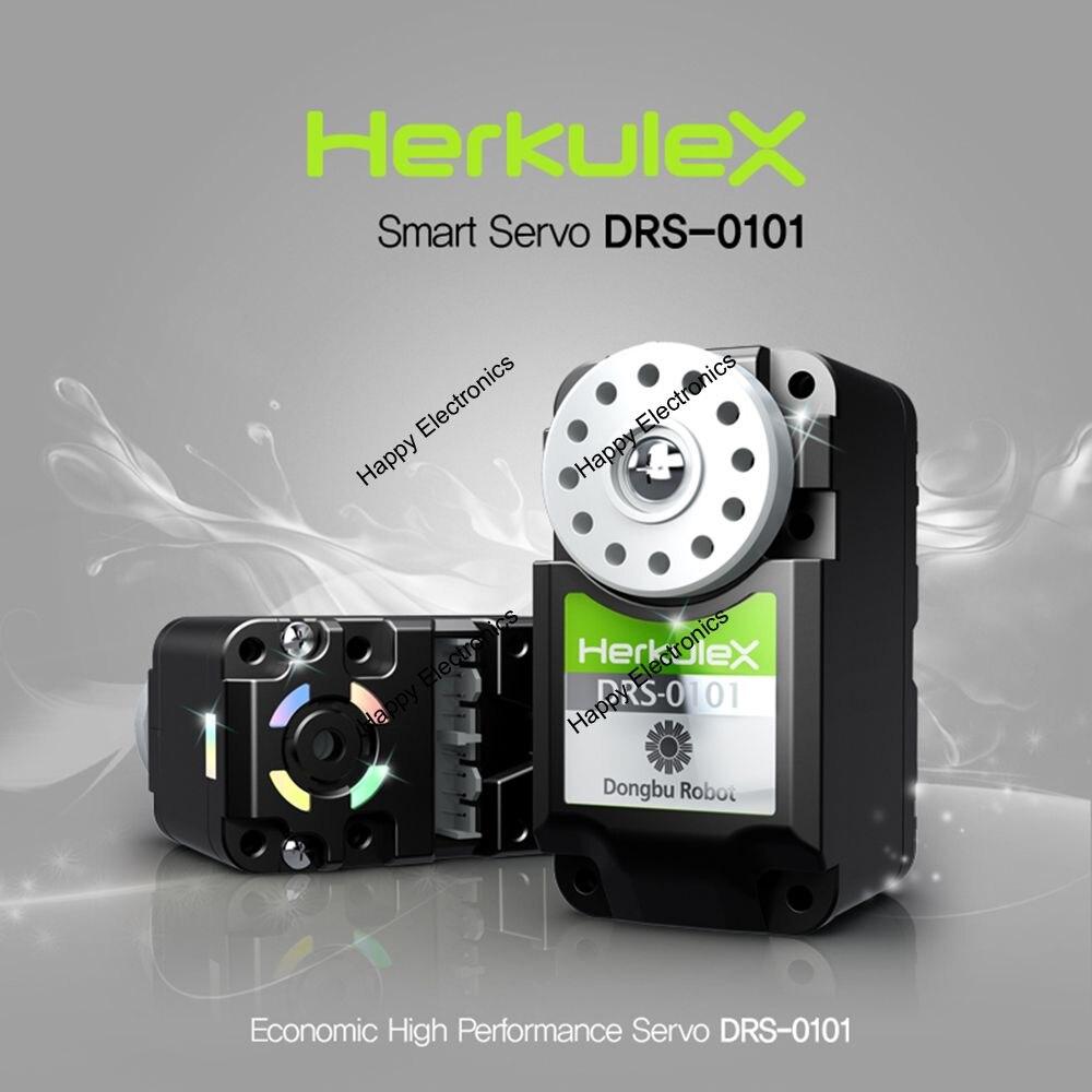 South Korea Dongbu HerkuleX DRS 0101 Smart Digital Servo Carbon Brush Cored DC Motor 12kg 320