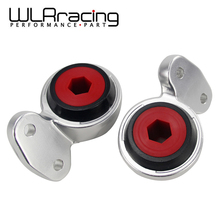 WLR RACING-передние втулки рычага управления для BMW E46 E85 325i 330i Z4 99-06 WLR-CAB16