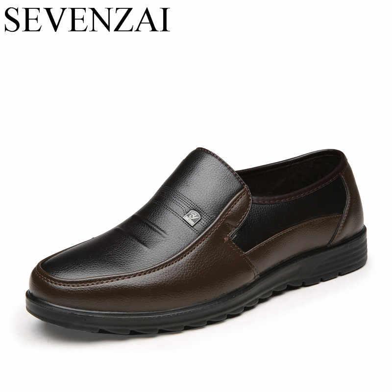 1124da8a9 Мокасины, кожаные мужские черные лоферы, модельные туфли, роскошная  брендовая офисная обувь, homme