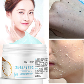 Peeling Gel Facial Exfoliating Peeling Lotion Scrub Facial Scrubs & Polishes