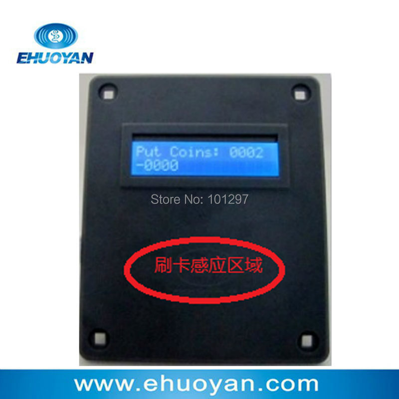 Contactless RFID Reader IC Coin Validator ER859C2 for Game Machine and Vending Machine Contactless RFID Reader IC Coin Validator ER859C2 for Game Machine and Vending Machine