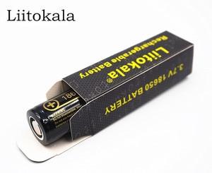 Image 4 - 2020 LiitoKala Lii 35A 3.7V battery 18650 3500mAh  10A Discharging Rechargeable Batteries 18650 Battery