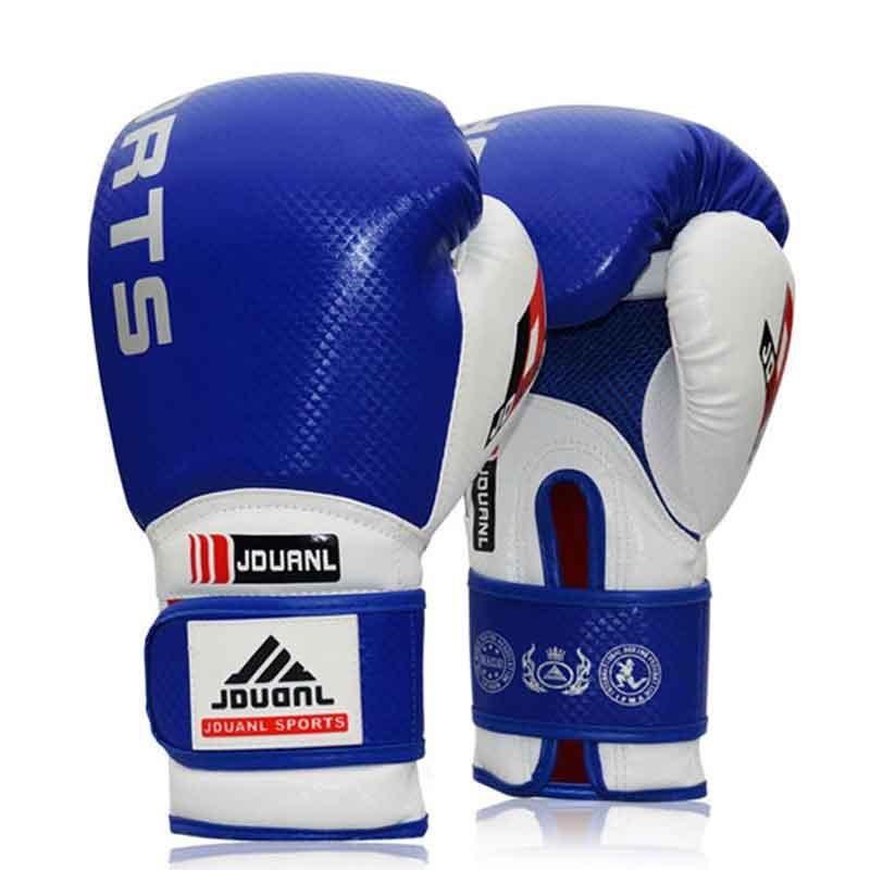 10oz Women Men PU Leather Grappling Training Punching Sparring Boxing Gloves Muay Thai Boxing Gloves For Fighting Sandbag gloves boxing gloves bessky® cool mma muay thai training punching bag half mitts sparring boxing gloves gym