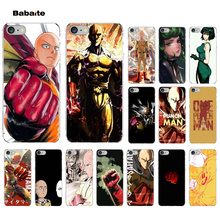 Babaite ANIME One Punch Man Girl  Coque Shell Phone Case for iPhone 6S 6plus 7 7plus 8 8Plus X Xs MAX 5 5S XR cover