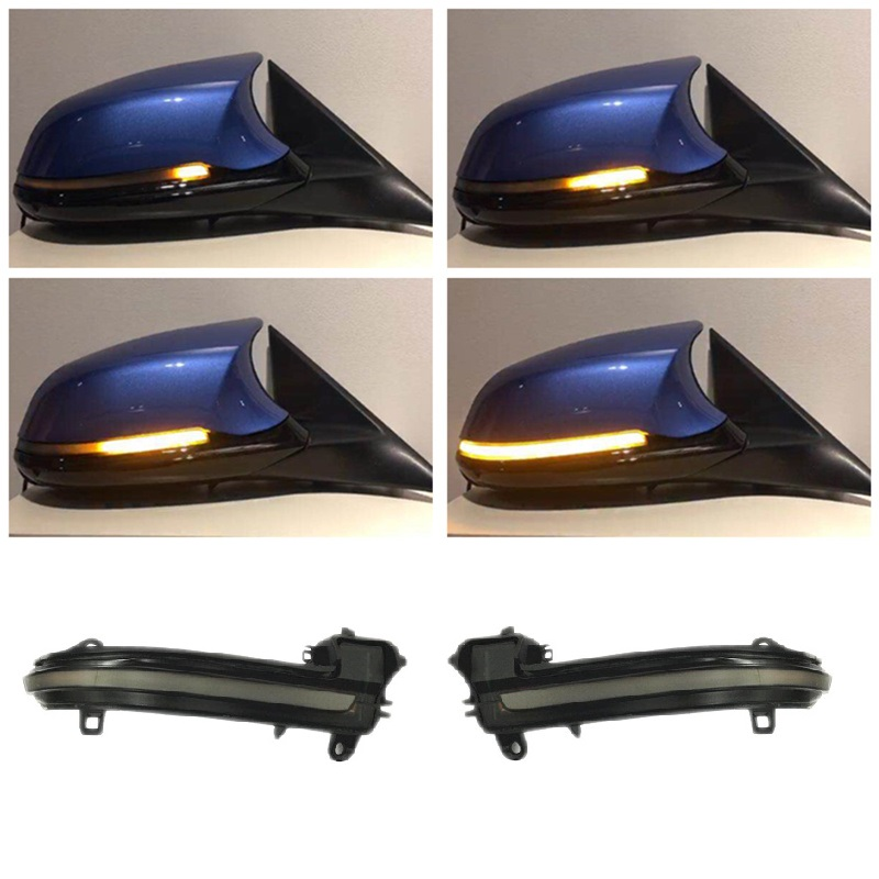 Dynamic indicator Frequency Blinker Turn Light Signal Indicator for BMW 1 2 3 4 Series F20