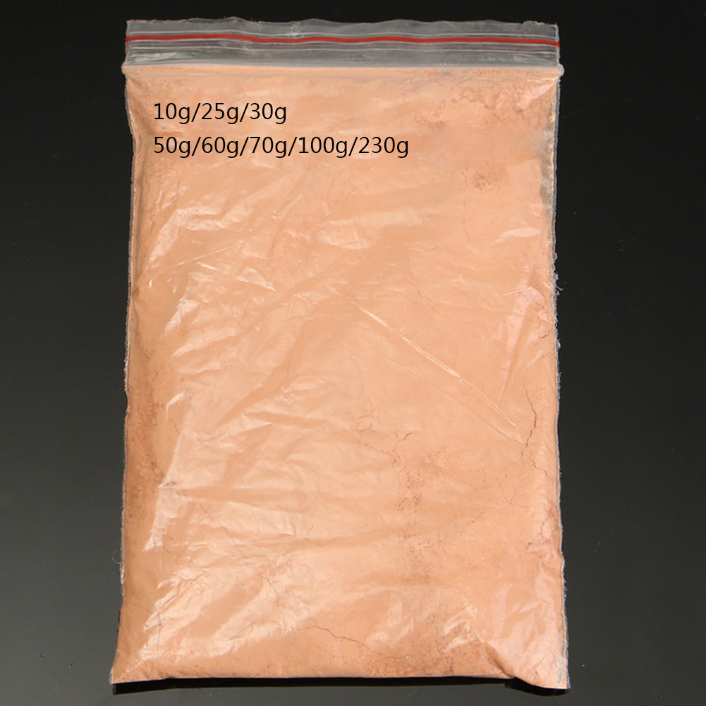 50g Cerium Oxide Glass Polishing Powder For Scratched Windows Mirrors