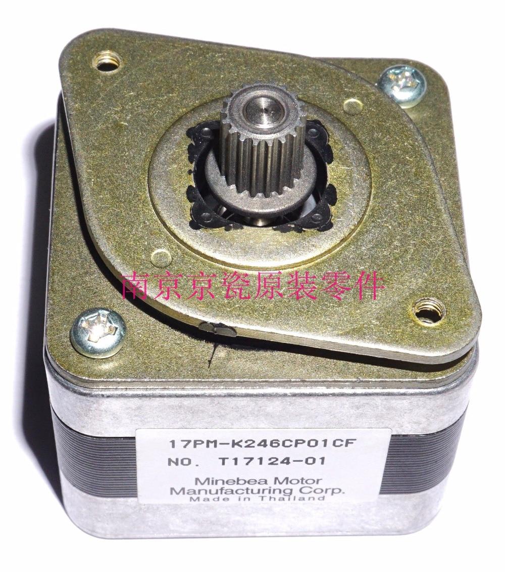 New Original Kyocera 302N294010 MOTOR ISU for:TA3501i-8001i 3051ci-7551ci 4002i-8002i 2552ci-8052ci new original kyocera roller mc for ta3050ci 5550ci 3051ci 5551ci 6550ci 7551ci