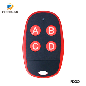 Image 2 - TORMATIC 433mhz remote duplicator TORMATIC HS43 1E HS43 2E HS43 3E HS43 4E gate garage door remote transmitter fixed code