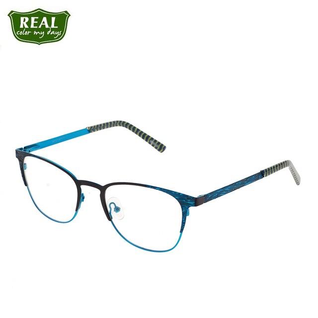 REAL Vintage Metal Eyeglass