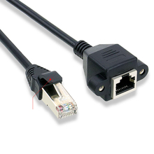8pin RJ45 Ethernet Extender Cables Pure Copper Male to Female Lan Network Extension Cable 0.3m 1m 3m 5m Cord for PC Laptop