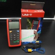Numérique Type de Contact Thermomètres UNI-T UT325 Température Testeur T1-T2 Double Entrée avec Haute/D'alarme Inférieure et Calibrage Automatique